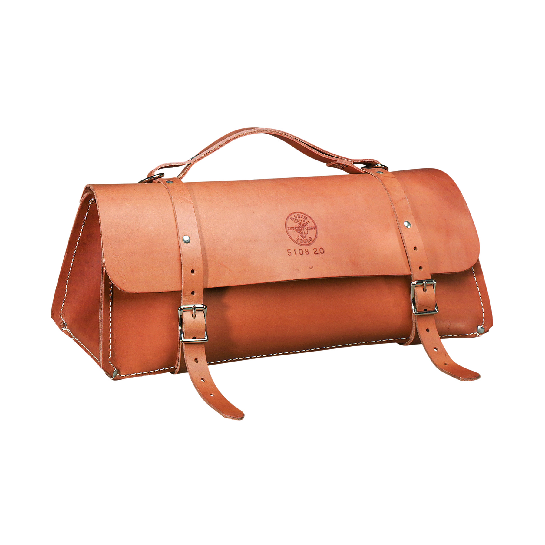 Deluxe Leather Bag 24 Inch 5108 24 Klein Tools For