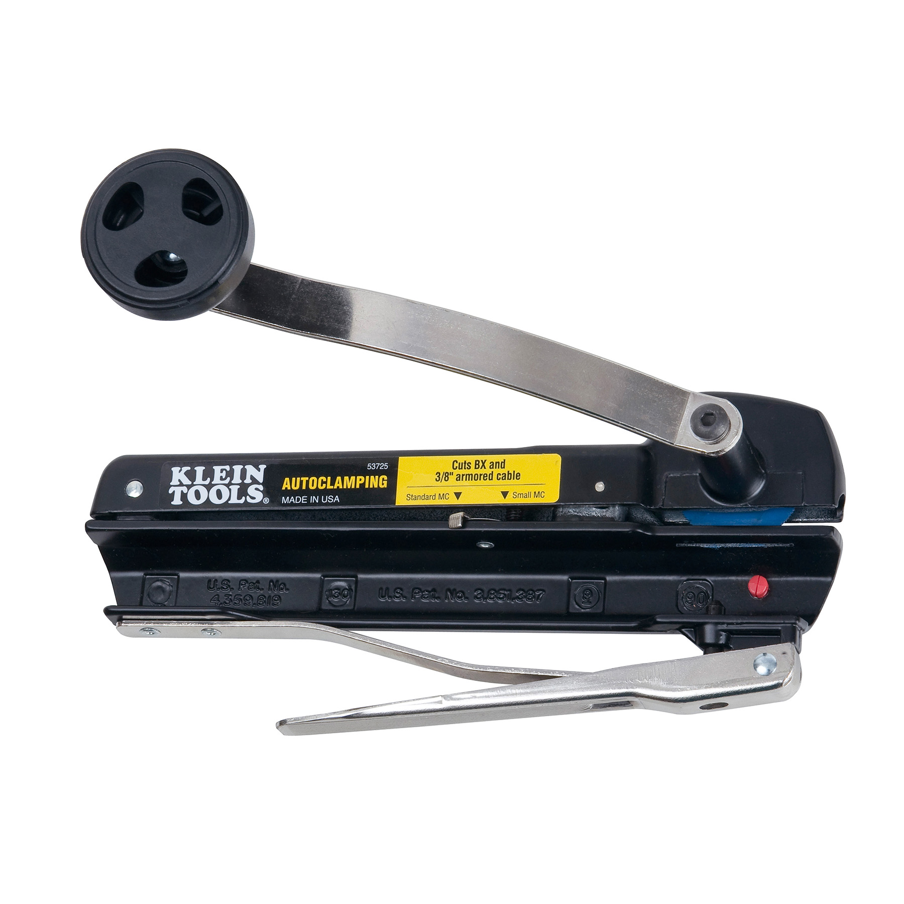 Bx And Armored Cable Cutter 53725 Klein Tools For