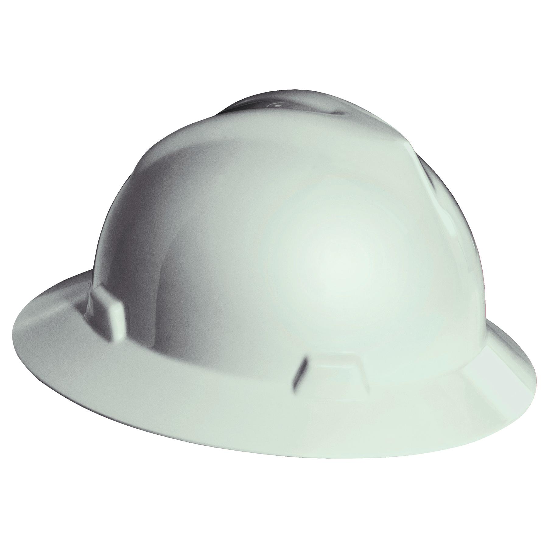 V-Gard® Hard Hat, White - 60028   Klein Tools - For Professionals