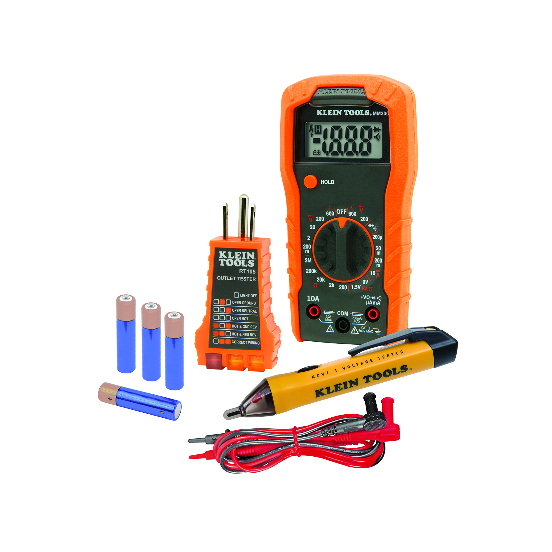 Electrical Test Kit 69149 Klein Tools For Professionals Since 1857 Tool Aid Intermittent Short Finder And Circuit Images