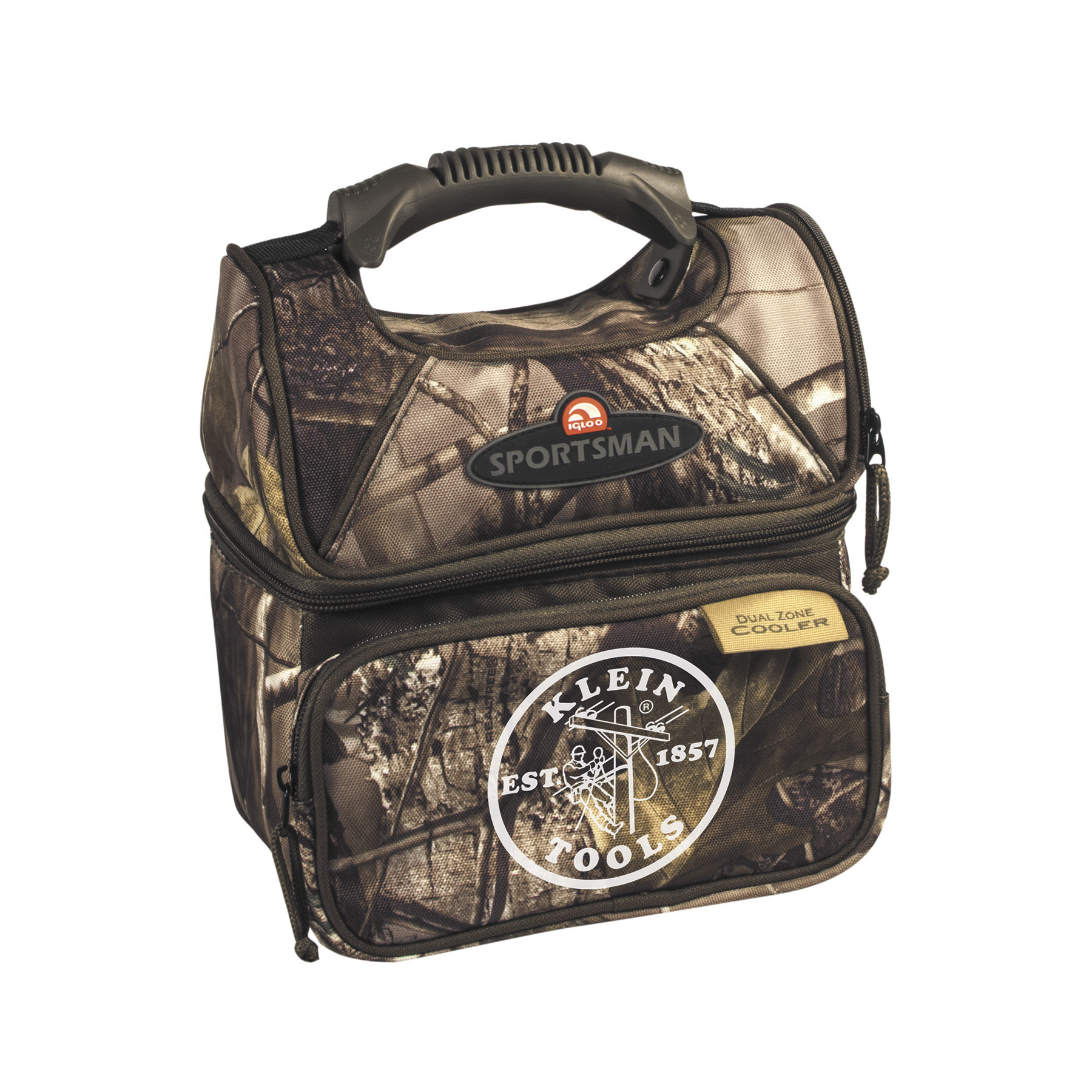 limited edition klein tools camo igloo cooler