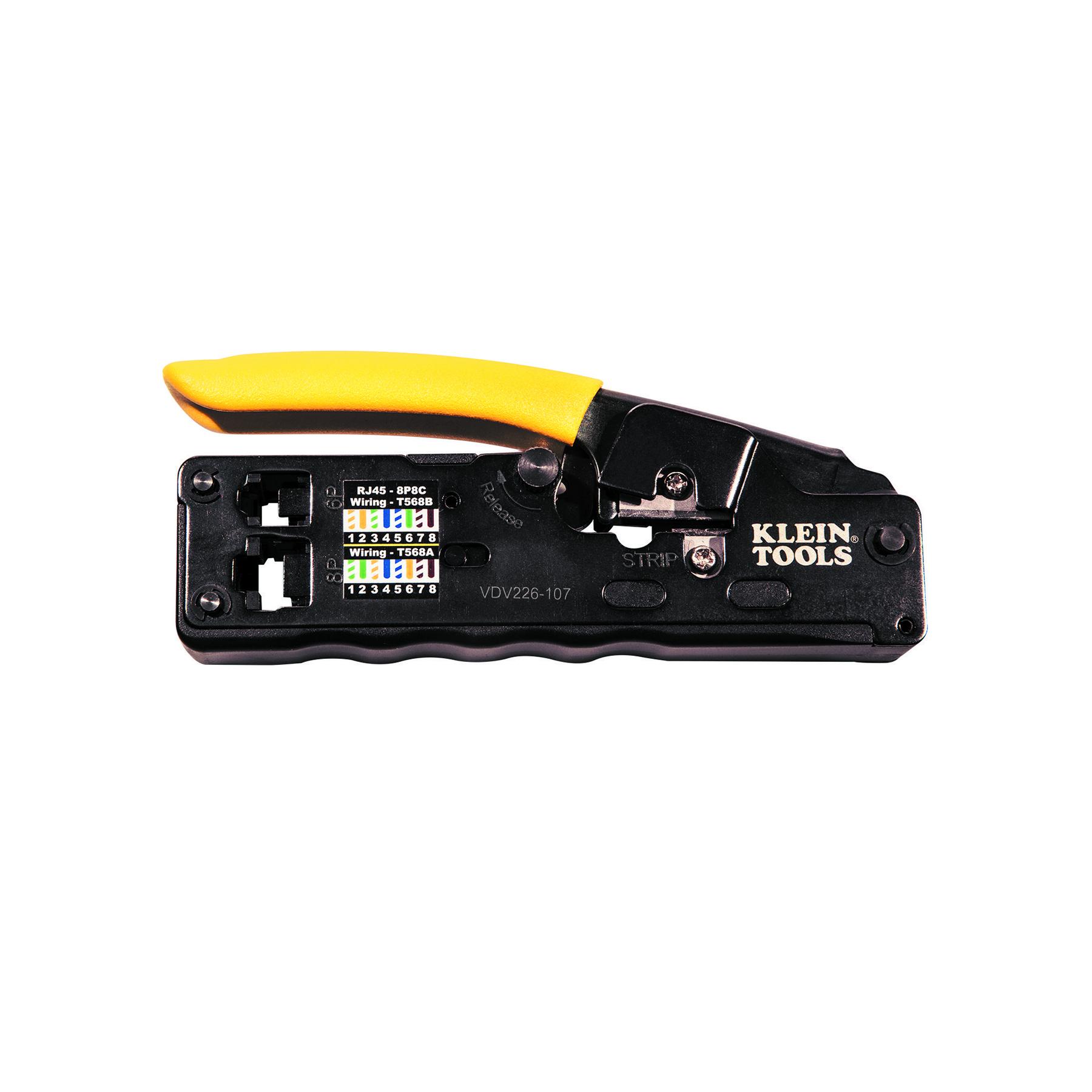 Compact Ratcheting Modular Crimper VDV226 107 Klein