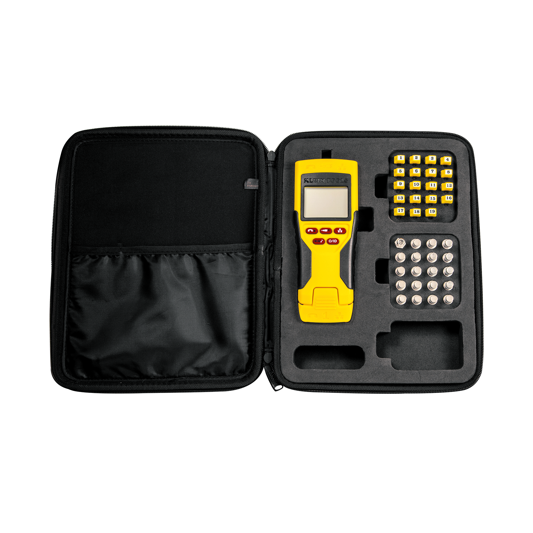 Scout Pro 2 Lt Tester Remote Kit Vdv501 825 Klein Tools For Barel Rj45 Double Female To Images
